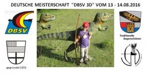 DM 3D 2016 beim F.C. Ballhausen