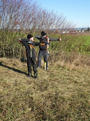Trainingszeiten Bogenschützen