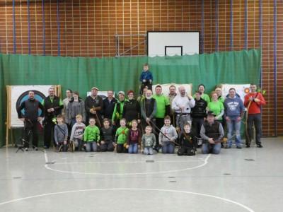 Hallenvereinsmeisterschaft 2017