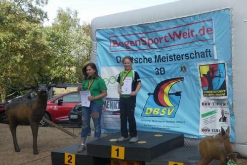 Deutsche Meisterschaft 3D DBSV 2018 in Hohegeiß