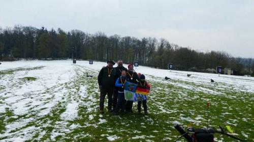 Deutsche Meisterschaft Jagd TBVD 2019 in Weisel