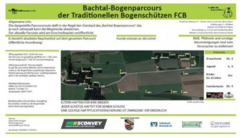 Bachtal Bogenparcours