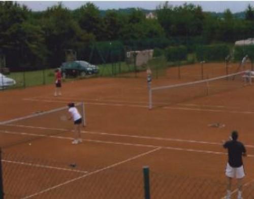 Öffnung der Tennisplätze nur für Vereinsmitglieder