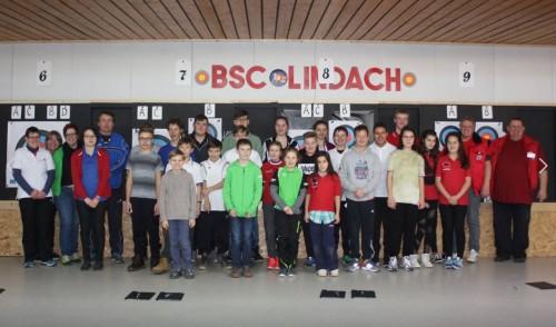 Ländervergleichswettkampf der Jugend des DBSV